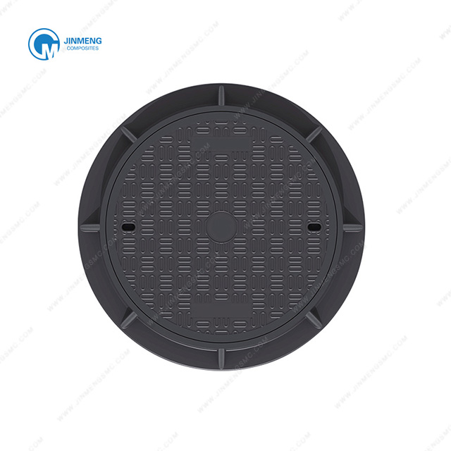 630mm Round Composite Manhole Cover