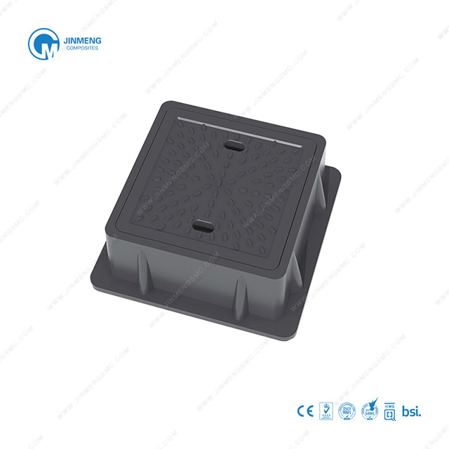 250mm Square Manhole Cover Heavy Duty