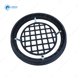 Fall Prevention Cover for Manhole