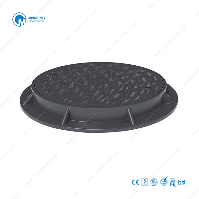630mm SMC Composite Manhole Cover