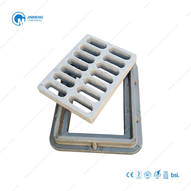 246x346mm Composite Gully Grating