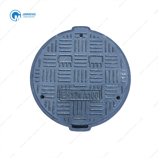 315mm Round Manhole Cover
